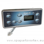 Balboa VL701S Touch Panel 2p with Air