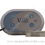 Vita Spa 4 Button Remote Touch Panel