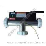 """Réchauffeur LX H30-R3 3.0KW 1.5"""" sans câble de débit (forme en T)"""