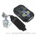 (740-0699) Marquis Spa Remote RF W/Transmitter for 740-0697