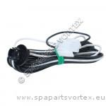 Câble amp 2 fils