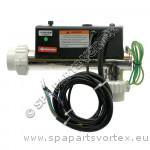 """Réchauffeur LX H30-R2, 3.0KW, 1.5"""" (forme en L)"""