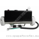 """Réchauffeur LX H30-R1 3.0KW 1.5"""" sans câble de débit (droit)"""