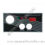 Revêtement CC - 2 boutons