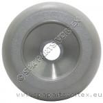 (350-6338) Marquis Spas Cap 2 inch Diverter Valve Grey