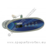 Clavier de commande Balboa VL240, 4 boutons