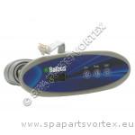 Clavier de commande Balboa VL240, 3 boutons