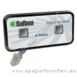 Clavier Auxiliaire Balboa VX20 (2 Boutons)