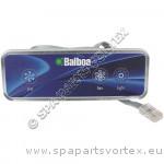 Clavier auxiliaire Balboa VX40S (Jets 1, Blower et Light)