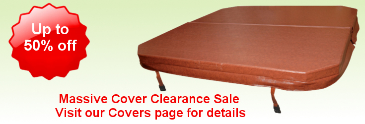 Spa Cover Sale